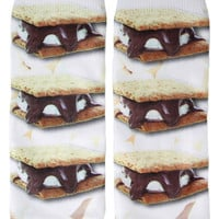 Sockalicious S'more Socks