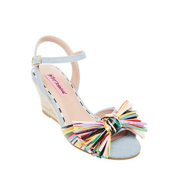 LIZZIE: Betsey Johnson