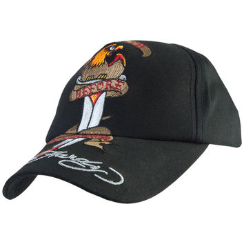 Ed Hardy - Death Before Dishonor Youth Adjustable Baseball Cap