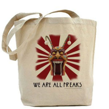 American Horror Story Devil Tote Bag