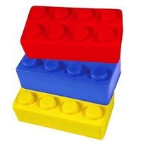 Construction Block Stress Toys