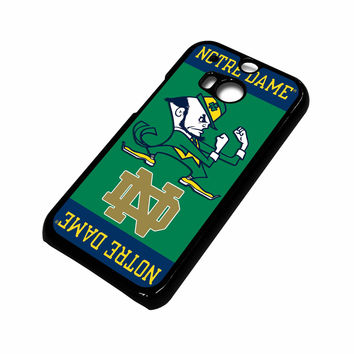 NOTRE DAME FIGHTING HTC One M8 Case Cover