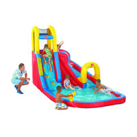 Step 2 Tornado Twist Continuous Air Waterslide