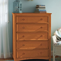 North Haven Tall Dresser: Dressers and Nightstand | Free Shipping at L.L.Bean