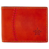 Houston Astros Dooney & Bourke Leather Credit Card Billfold