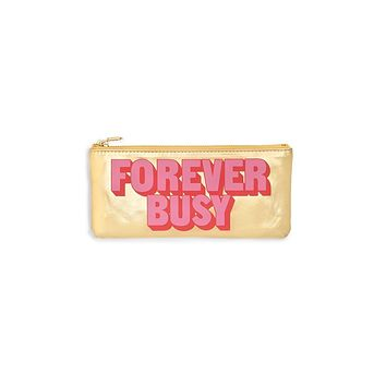BAN.DO GET IT TOGETHER POUCH - FOREVER BUSY