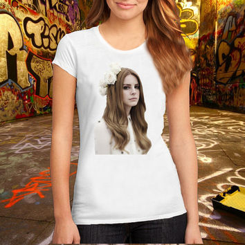 Lana Del Rey T Shirt Alternative Rock T Shirt, Tee Rock (Various Color Available)