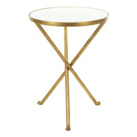 Safavieh Marcie Accent Table (White)