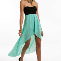 On Air Hi-Low Dress $40