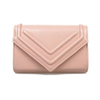 Nude Cross Body Tara Envelope Purse