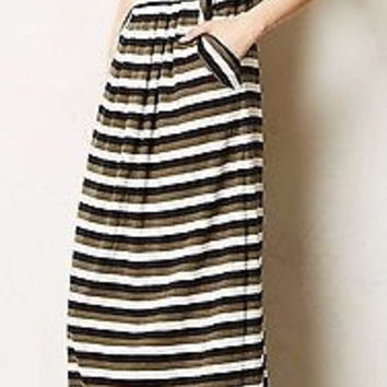 Anthropologie Boardwalk Maxi Dress Sz S - By The Addison Story - NWT
