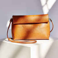 Silence + Noise Roll Clutch Crossbody Bag | Urban Outfitters