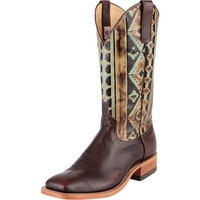 Women's Anderson Bean Navajo Dark Brush Cowgirl Boots
