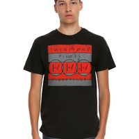 Twenty One Pilots Blurryface Logo T-Shirt