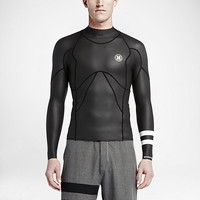 The Hurley Freedom .5 Windskin Jacket Men's Wetsuit.