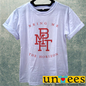 Low Price Women's Adult T-Shirt - Bring Me The Horizon BMTH Logo design