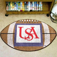 FanMats University of South Alabama Football Rug 22x35