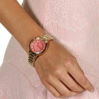 Sale-coral Poppin Classic Watch