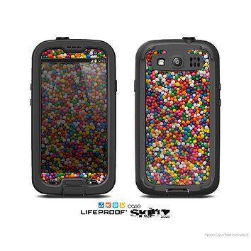 The Tiny Gumballs Skin For The Samsung Galaxy S3 LifeProof Case