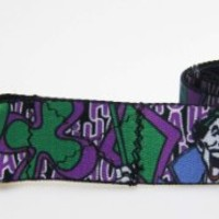Batman The Joker Seatbelt Belt (One Size)
