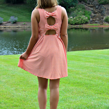 Bows and Cheers Dress