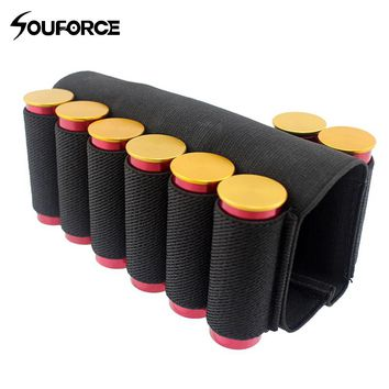 8 Round Airsoft Shells Tactical Hunting Military Army Ammunition Shotgun Cartridge 12/20 Gauge Shell Buttstock Camera Support