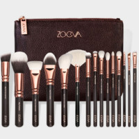 Makeup brush set of 15 ZOYVA with eye shadow makeup brush makeup beauty tools = 10324673354