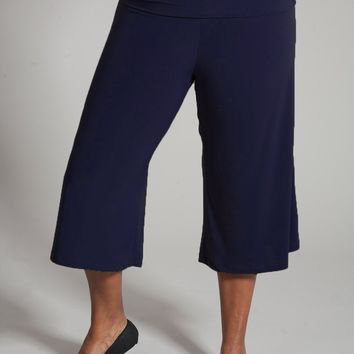Classic Jersey Gaucho Pants