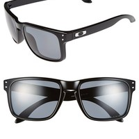 Men's Oakley 'Holbrook' 55mm Polarized Sunglasses