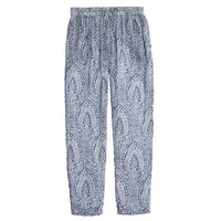 J.Crew Womens Drapey Beach Pant In Bell Floral