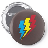 Lightning Pin-back button