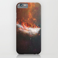 Icarus iPhone & iPod Case by HappyMelvin