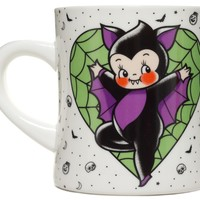 SOURPUSS KEWPIE BAT MUG