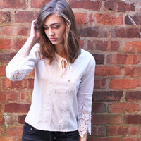 Song of Lace Top
