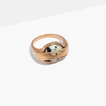 Hand-to-Hand Ring