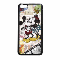 Mickey Mouse And Minnie Mouse Disney iPhone 5c Case