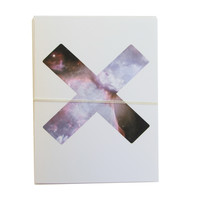 interstellar x note cards