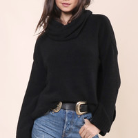 BB Dakota Marcilly Cropped Sweater