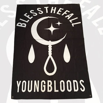 Blessthefall - Youngbloods Wall Flag