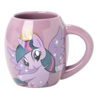 My Little Pony Twilight Sparkle 18 Oz. Oval Ceramic Mug