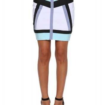 X Marks The Spot Bandage Skirt