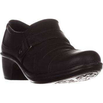 Easy Street Mika Ankle Boots, Black, 10 US