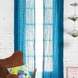 Magical Thinking Crinkle Gauze Curtain-