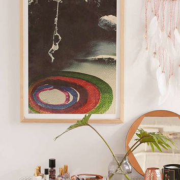 Alexandra Valenti Rope Swings Art Print | Urban Outfitters