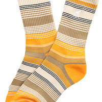 LRG Core Collection The Resolutionary Camp Striped Socks in Natural Heather : Karmaloop.com - Global Concrete Culture