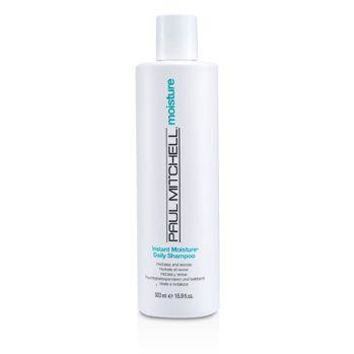Paul Mitchell Moisture Instant Moisture Daily Shampoo (Hydrates and Revives) Hair Care
