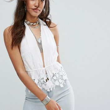 Free People Just Like Heaven Tunic at asos.com