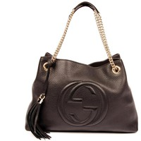 Gucci Soho Tote 5550 (Authentic Pre-owned)