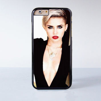 Miley Cyrus Plastic Case Cover for Apple iPhone 6 6 Plus 4 4s 5 5s 5c