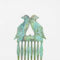 Urban Outfitters - Diament Jewelry For Urban Renewal Bird Heart Hair Comb
